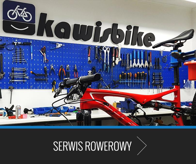 Serwis rowerowy w Słupsku